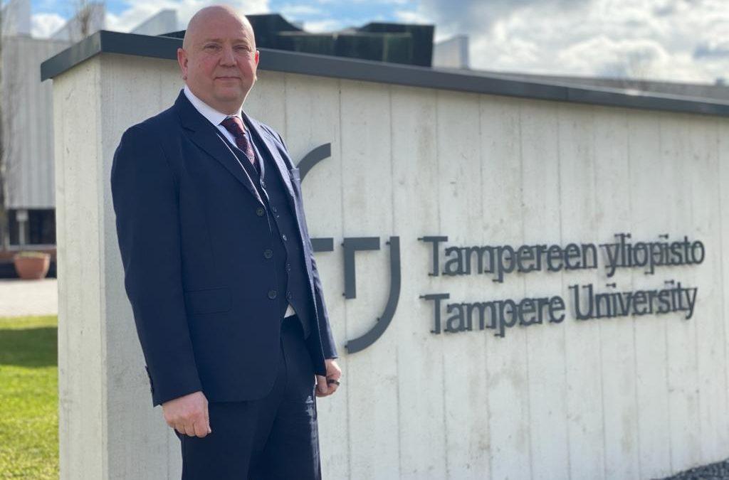 Tampereesta oppimisen ja osaamisen pääkaupunki